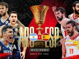 FIBA Dünya Kupası Şampiyonu Belli Oluyor