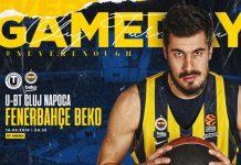 Fenerbahçe Beko Parkeye Çıkıyor