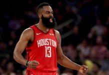 Harden, NBA'in en iyi savunmacısı
