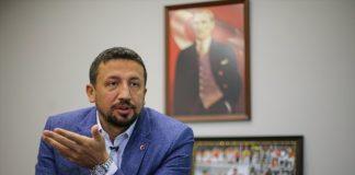 """Hidayet Türkoğlu: """"Larkin, çok beğendiğim bir oyuncu"""""""