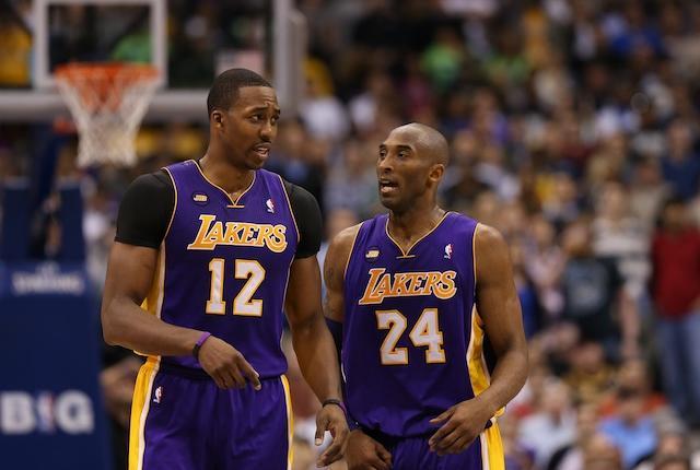 Kobe, Howard'ın Lakers'taki yeni dönemi hakkında konuştu
