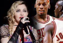 """Rodman: """"Madonna onu hamile bırakmam için 20 bin dolar teklif etti"""""""