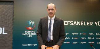Turgay Demirel FIBA Dünya Başkan Yardımcısı Oldu