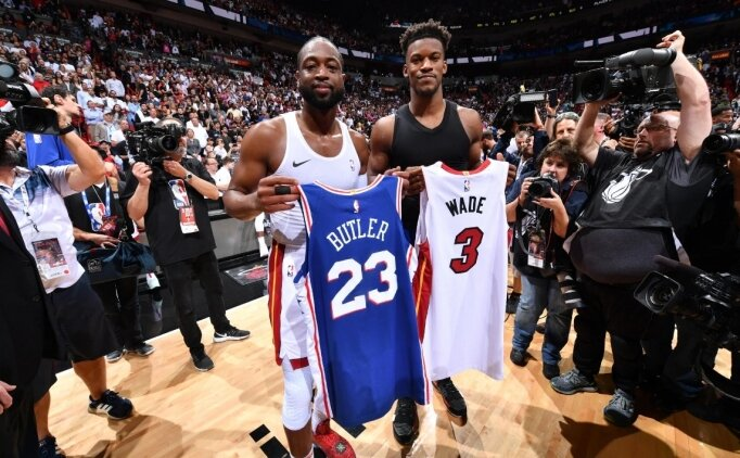 Wade, Butler'ın Miami'yi Neden Seçtiğini Açıkladı
