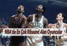 NBA Tarihinin En Çok Ribaund Alan Oyuncuları