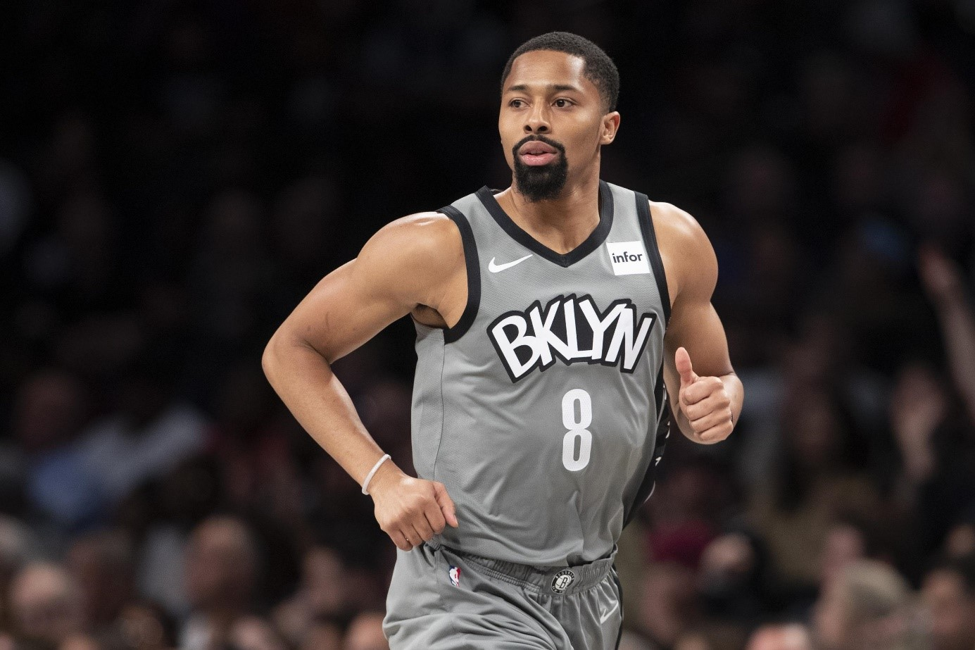 Report: Nets' Spencer Dinwiddie May Face NBA Discipline over ...