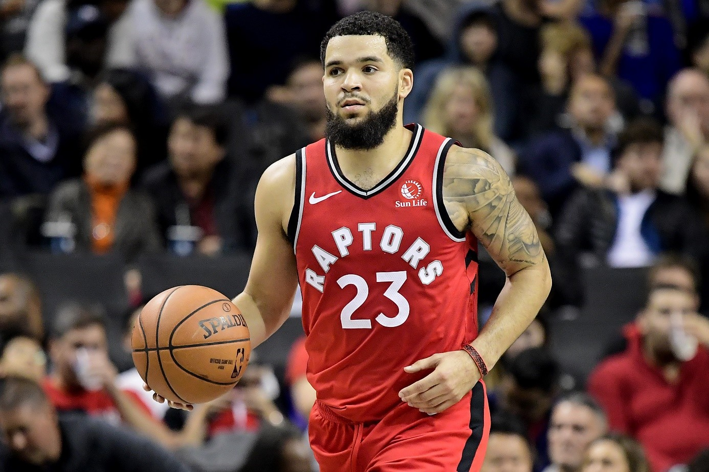 Fred VanVleet Says 'In a Perfect World' He Will Re-Sign with ...