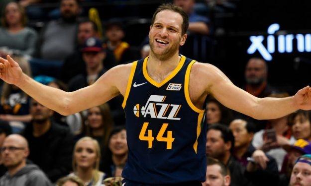 Bojan Bogdanovic ve Utah Jazz, Washington Wizards'ı Devirdi ...