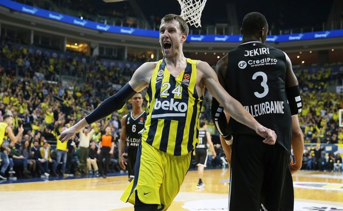 Fenerbahçe Beko - Asvel