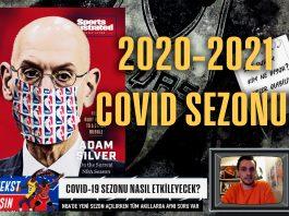 Covid19 Yeni NBA Sezonunu Nasıl Etkileyecek
