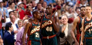Seattle - Supersonics