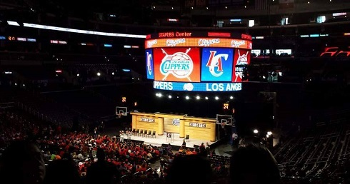 Los Angeles Clippers NBA 2015