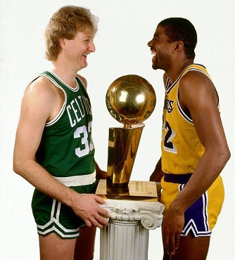 Magic Johnson ile Larry Bird Arasındaki Rekabet