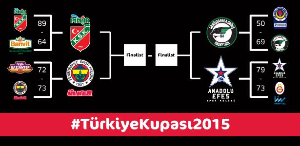 Basketbol Türkiye Kupası 2015