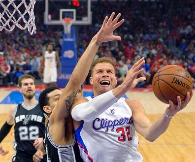 Los Angeles Clippers 2015 NBA Playoffları
