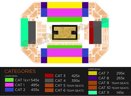 euroleague final four 2014 bilet fiyatları