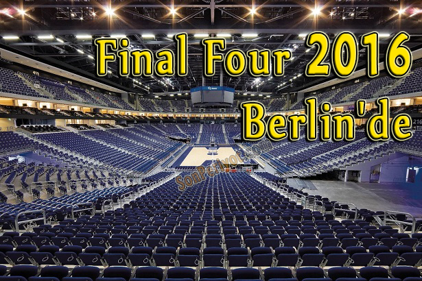 Euroleague Final Four 2016 Berlin'de