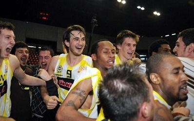 Fenerbahçe Ülker'in Euroleague'deki en büyük başarısı