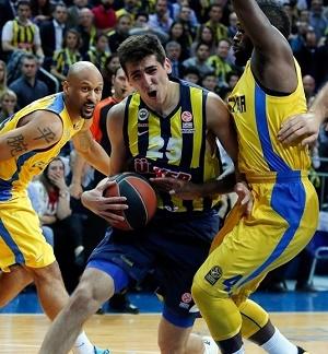 Fenerbahçe Ülker Maccabi Maçları Euroleague