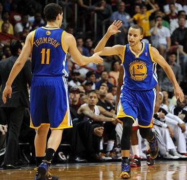 Golden State Warriors NBA Şampiyonu