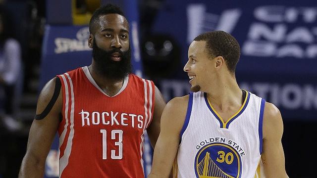 MVP James Harden mı Stephen Curry mi