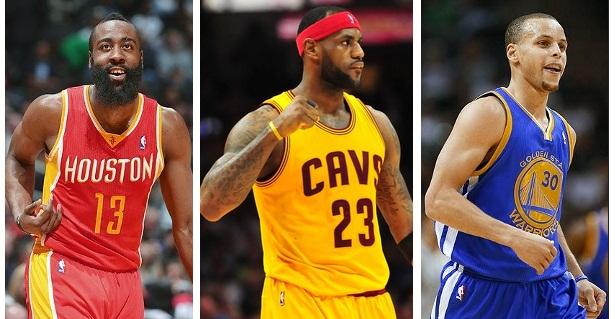 NBA MVP Sıralaması 2015
