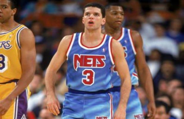 New Jersey Nets 1990-1991