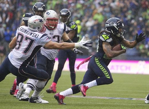Super Bowl 2015 Seahawks Patriots
