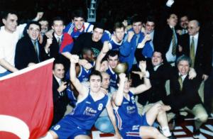Tamer Oyguç Koraç Kupası Anadolu Efes