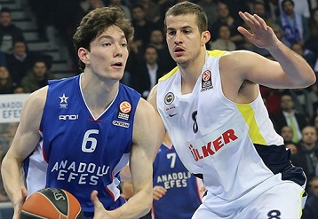 Türkiye'den Euroleague'e katılan takımlar
