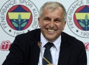 Zeljko Obradovic Fenerbahçe Ülker Euroleague